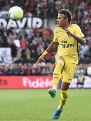 Neymar PSG x Guingamp (Foto: AFP)