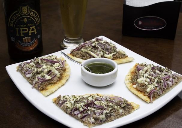 Tapiozza: versão light da pizza leva massa de tapioca. Confira a receita!