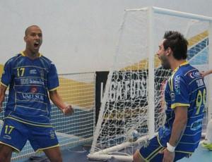 São José Futsal Chico Paulista (Foto: Quarttus Marketing)