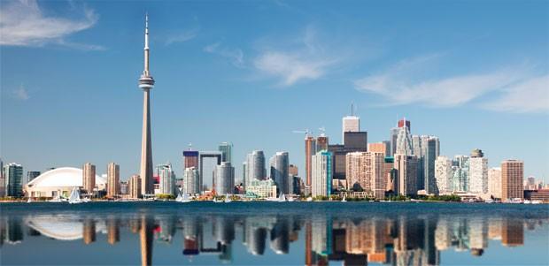 Toronto, no Canad (Foto: Divulgao)