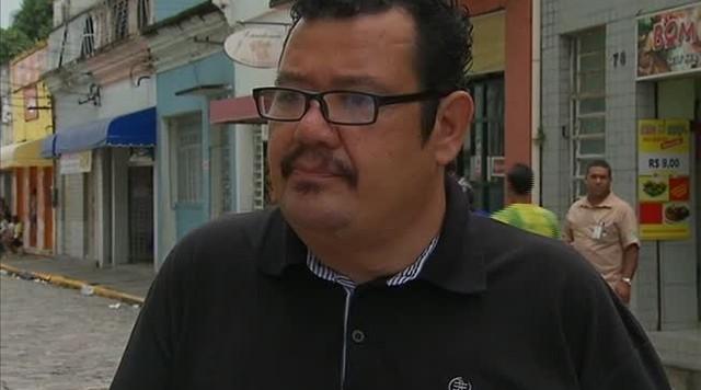 Confira a entrevista com Pantaleão, candidato ao governo de Pernambuco