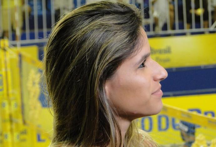 Jade Barbosa (Foto: Helena Rebello)