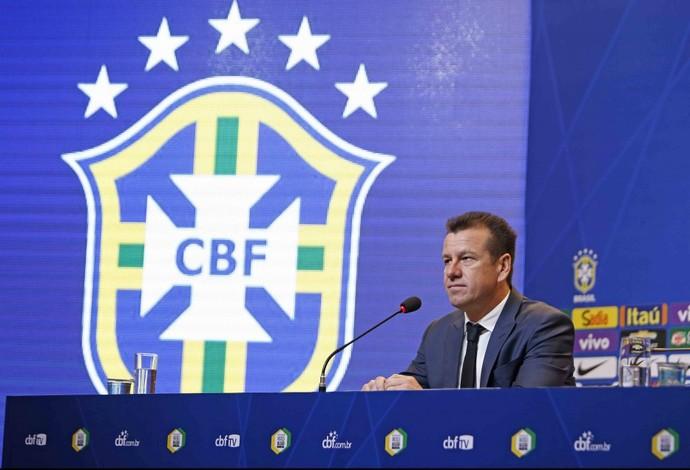 Dunga convocação da seleção brasileira (Foto: Rafael Ribeiro/CBF)
