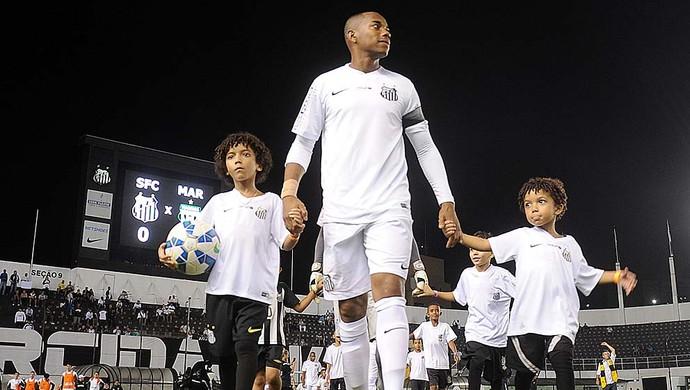 Robinho Santos (Foto: Ivan Storti / Santos FC)