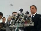 Reforma da Previdência não deve ser condicionada à eleição, diz Aécio