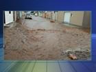Chuva alaga avenida e causa transtornos em Sorocaba