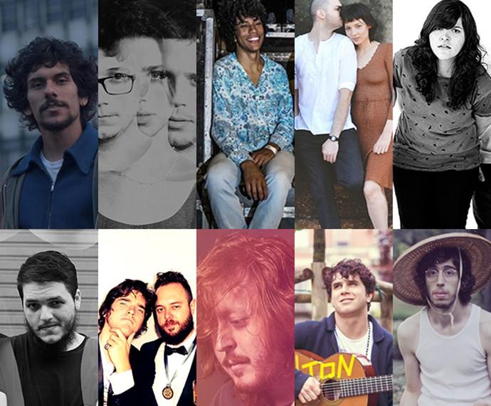 Com o sucesso de Scalene e Versalle, outras bandas de rock pedem passagem  (Foto: Gshow)