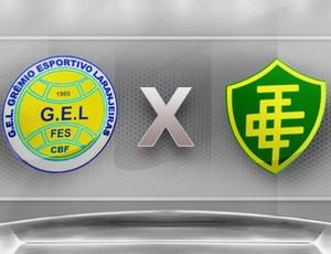 Campeonato Capixaba 2012 Série B: GEL x Tupy-ES (Foto: Globoesporte.com)