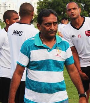 José Cardoso, diretor do Flamengo-PI (Foto: Marco Freitas)