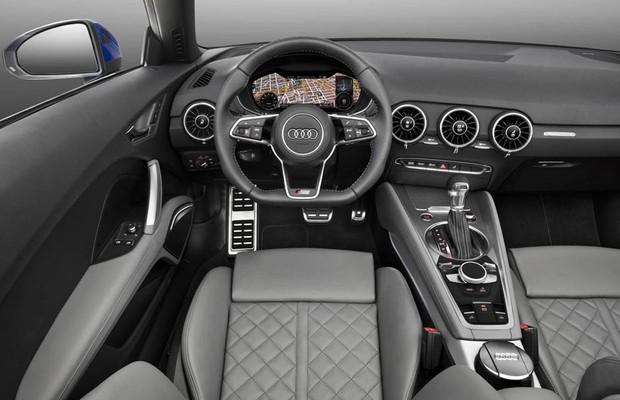 Audi TT Roadster (Foto: Divulgação)