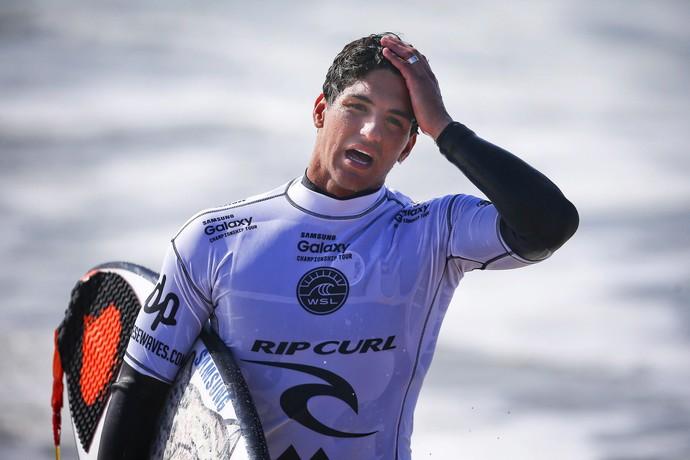 Gabriel Medina quarta fase Peniche surfe (Foto: EFE)