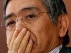 BC do Japão mantém política monetária mesmo diante de recessão