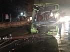 Ônibus bate em postes e deixa feridos na BR-116 no RS