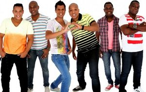 Molejo comemora 25 anos com show ao vivo no Multishow no dia 14 de março