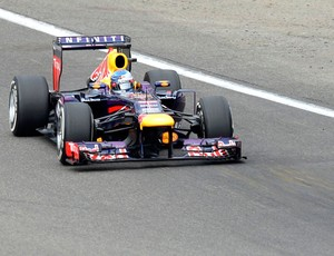 Formula 1 Vettel gp Bélgica (Foto: Agência Reuters)