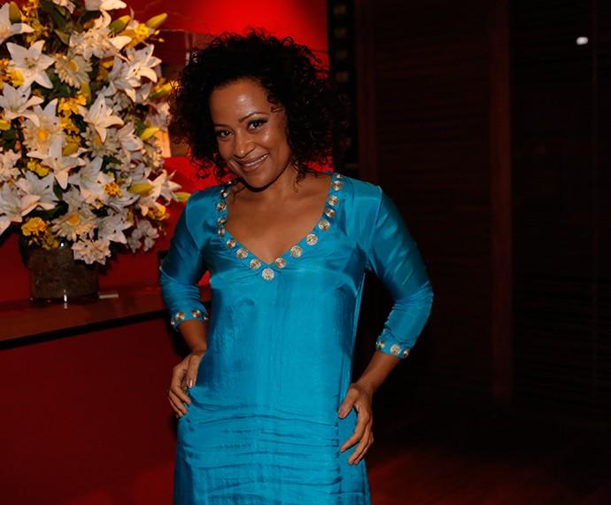 Virginia Rosa viveu Dora, mãe de Regina (Foto: Fábio Rocha/Gshow)