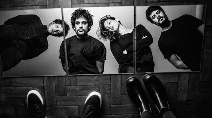 A INKY lança seu segundo álbum neste segundo semestre e divulgou o single Parallax (Foto: Jonas Tucci/Divulgação)