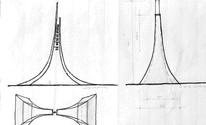 Santuário Nacional terá campanário desenhado por Oscar Niemeyer  (Divulgação/Santuário Nacional)