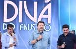 Marcelo Adnet e Marcius Melhem dão dicas de relacionamento no 'Divã do Faustão'