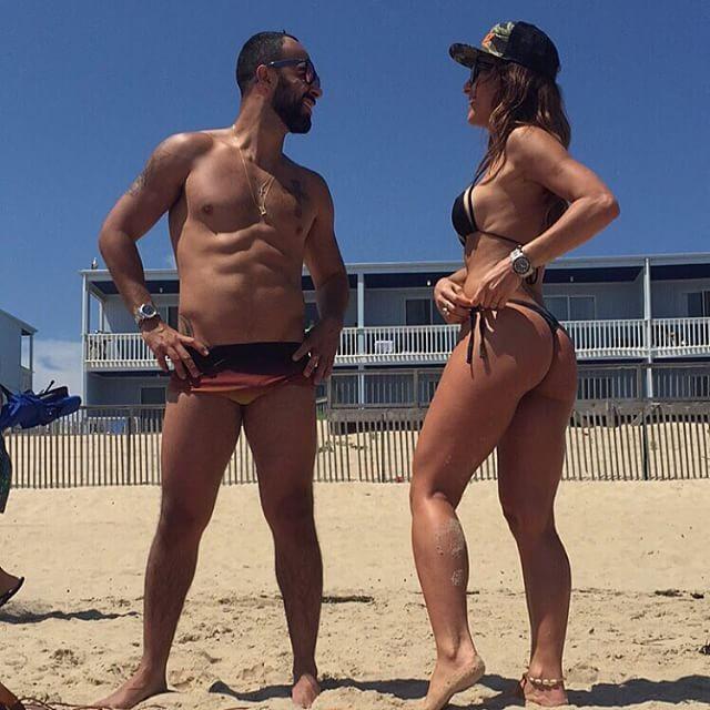 Yan Acioly e Sabrina Sato (Foto: Reprodução/Instagram)