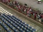 Setor de cadeiras especiais do Rei Pelé deve ser liberado em 2017