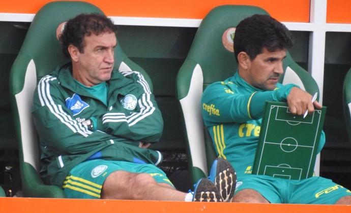 Cuca Eudes Pedro Palmeiras (Foto: Rodrigo Faber)