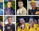 Campeão olímpico levará bandeira do Brasil na abertura; veja os candidatos
