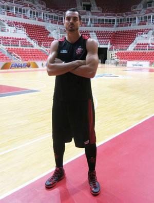 Basquete Flamengo Bruno Zanotti (Foto: Danielle Rocha)