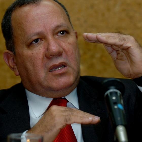Silas Rondeau, ex-ministro de Minas e Energia (Foto: José Cruz/ABr)