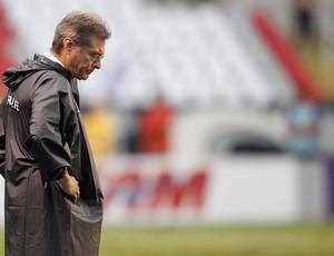Oswaldo de Oliveira Botafogo x Atlético-MG (Foto: Alexandre Cassiano / Agência O Globo)