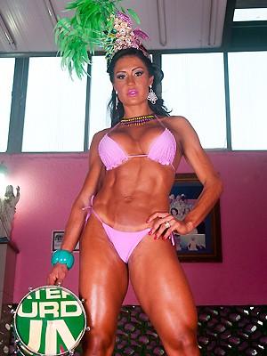 Gracyanne Barbosa (Foto: Rodrigo Queiroz/Revista QUEM)