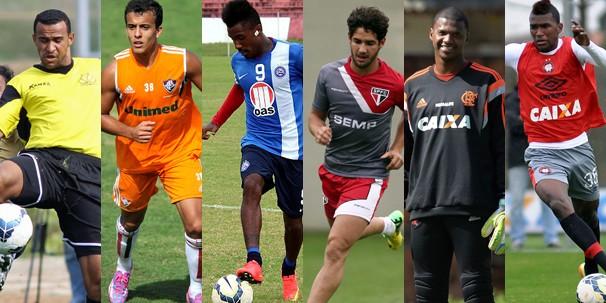 Criciúma, Fluminense, Bahia, São Paulo, Flamengo e Atlético-PR jogam na quarta, com exibição da Globo (Foto: globoesporte.com)