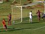 João Guilherme admite falha em gol da AFE; Marcelo Dias defende goleiro