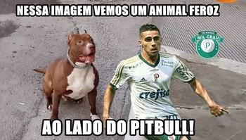 Gabriel, Palmeiras (Foto: Reprodução/Instagram)
