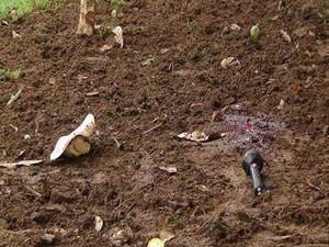 Trio suspeito de latrocínio em Lagoa Formosa é preso em Uberlândia (Foto: Patos 1)