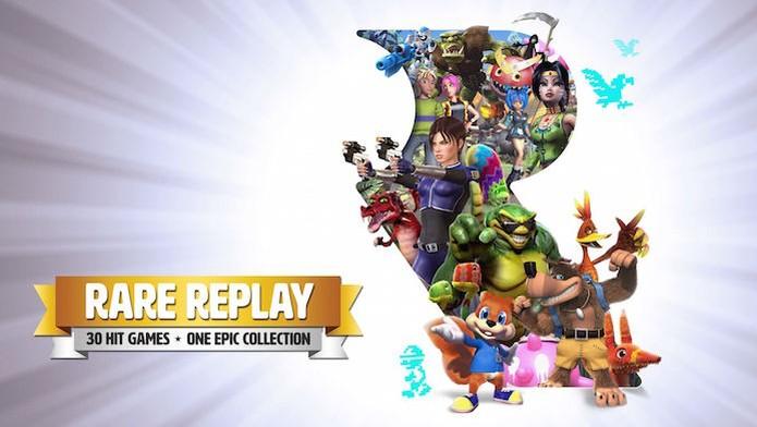 Review: Rare Replay (Foto: Divulgação/Microsoft) (Foto: Review: Rare Replay (Foto: Divulgação/Microsoft))