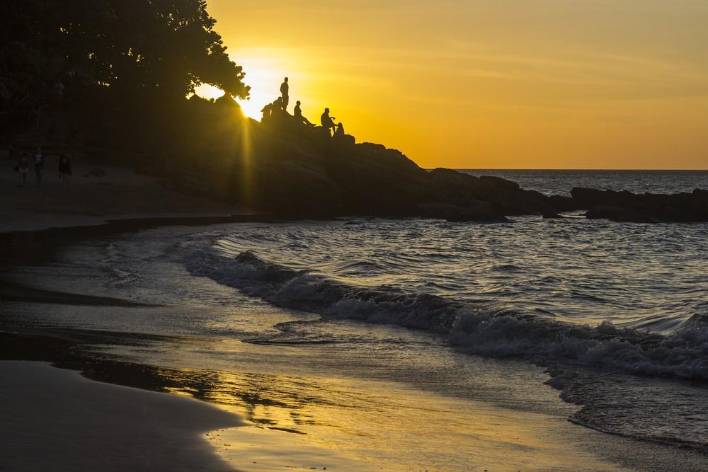 Entardecer em Ilhabela (Foto: Ana Clara Tito / Shutterstock)
