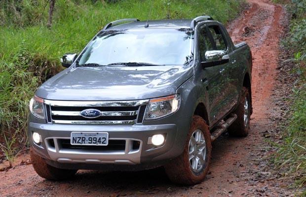 Ford Ranger 2013 (Foto: Divulgação)