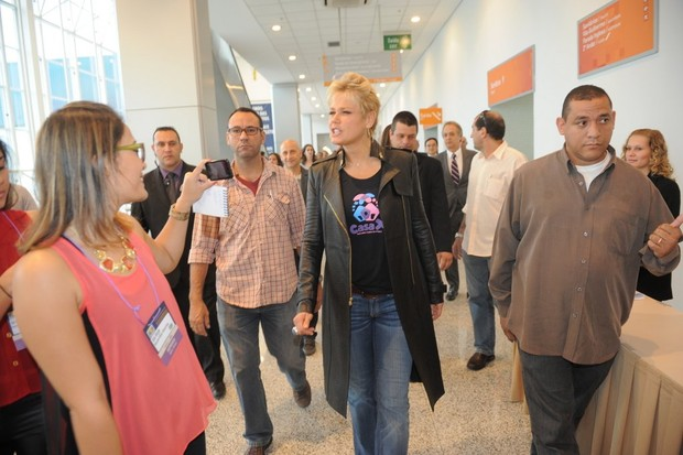 Xuxa (Foto: Francisco Cepeda/Ag News)