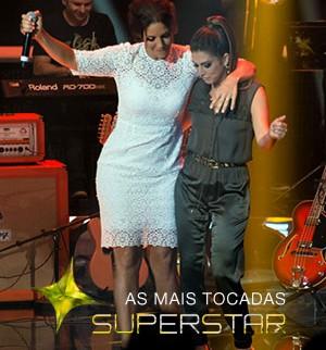 Ouça e curta todas as músicas do SuperStar (SuperStar/TV Globo)