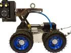 Goianos desenvolvem robô para combater desperdício de água