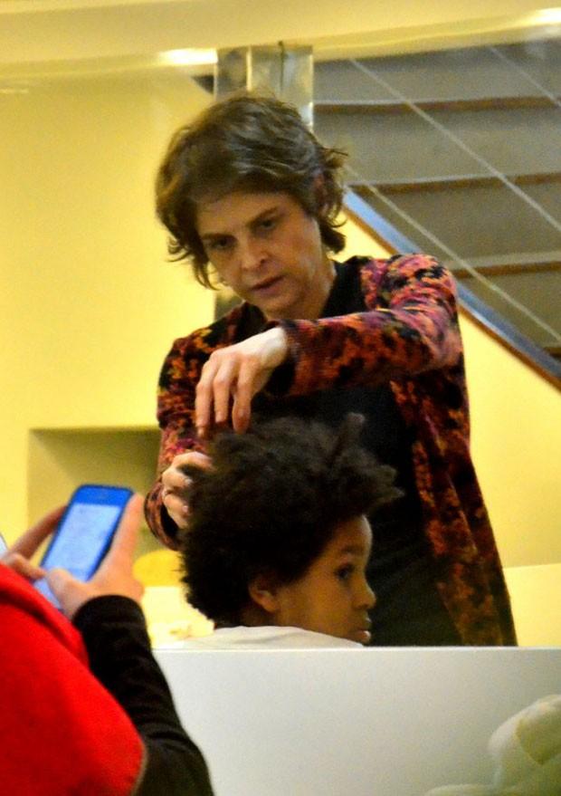 Drica e Mateus (Foto: AgNews)
