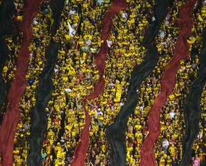 Torcida do Sport  (Foto: Wágner Damásio/ Divulgação Sport)