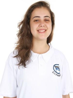 Mariana Daffer esgrima atleta esgrimista Porto Alegre (Foto: Reprodução/Esporte Clube Pinheiros)