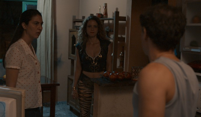 Irene não acreditou no que estava acontecendo (Foto: TV Globo)