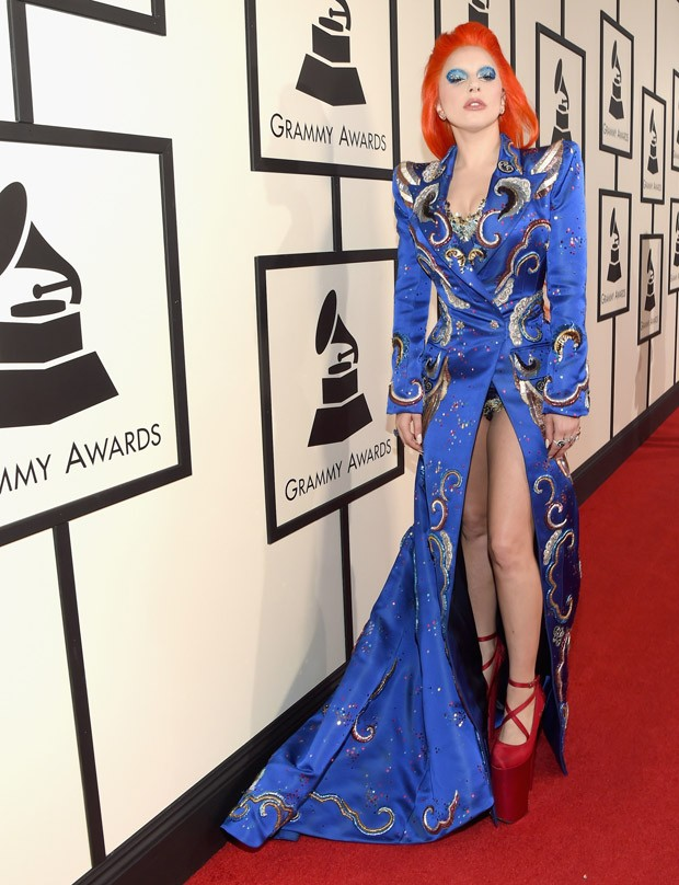 Grammy Awards 2016 - Lady Gaga (Foto: Getty Images)