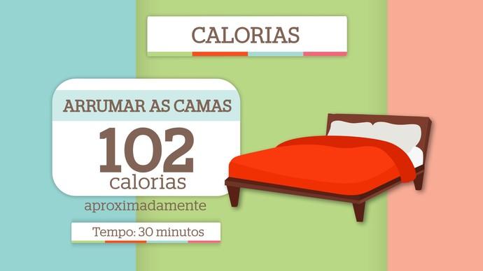 Fazer faxina ajuda a perder peso (Foto: TV Globo)
