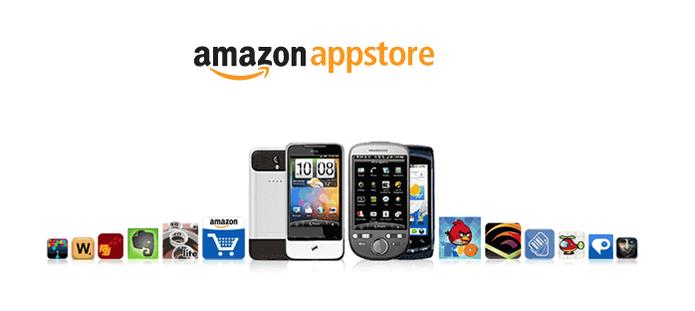 Amazon Appstore (Foto: Divulgação/Amazon)