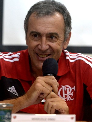 Basquete flamengo Marcelo Vido, diretor executivo de esportes olímpicos do flamengo (Foto: Alexandre Vidal / FlaImagem)