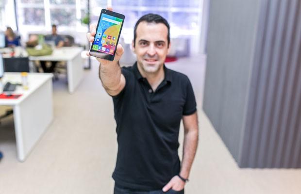 Hugo Barra, vice-presidente de expansão internacional da Xiaomi. (Foto: Divulgação/Xiaomi)